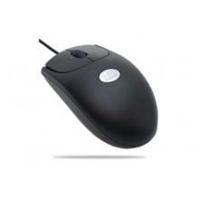Logitech RX250 optische PC Maus schnurgebunden schwarz Bild 1