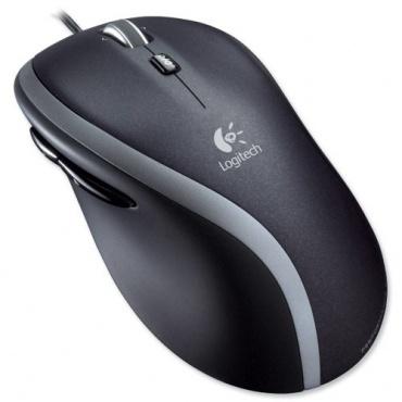 Logitec Scroll-Rad PC-Maus PC/Mac 4-Wege Bild 1