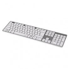 Hama PC-Tastatur Slim-Design USB kabelgebunden  Bild 1