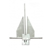 Anker Danforth Plattenanker 5 kg von wellenshop Bild 1