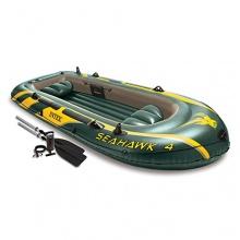 Intex Schlauchboot Seahawk,351 x 145 x 48 cm/ 4-teilig Bild 1