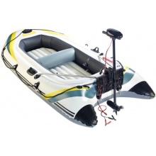 Speeron Schlauchboot mit Elektro-Motor 18 lbs Bild 1