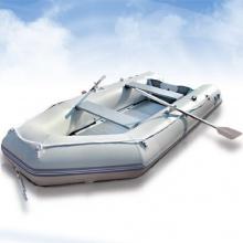 Schlauchboot 320x151cm, Motorboot mit Alu Boden Jago Bild 1
