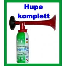 ORIGINAL Marco Signalhorn mit 200ml Gas befüllt Bild 1