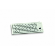 Cherry G84-4400LPBES-0 mit PC Trackball Bild 1