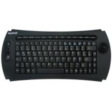 Keysonic Keyboard WITH PC Trackball Tastatur Bild 1