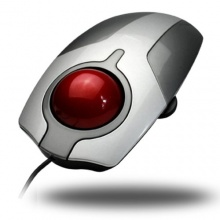 PC Trackball Mouse Bild 1