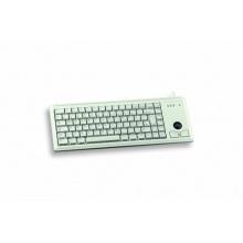 Cherry G84-4400LPBFR-0 mit PC Trackball FR Bild 1