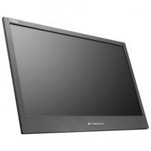 Lenovo 35,6 cm 14 Zoll Touchscreen Monitor USB schwarz Bild 1