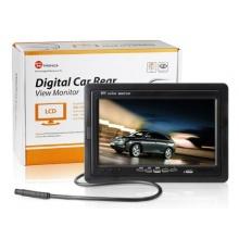 7 Zoll Mini LCD Monitor PAL/NTSC für Rückfahrkamera Bild 1
