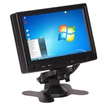SKYPORT 17cm 7 Zoll LED LCD Touchscreen Monitor VGA Bild 1
