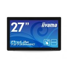 Iiyama 68,6cm 27 Zoll LED-Monitor VGA HDMI USBschwarz Bild 1