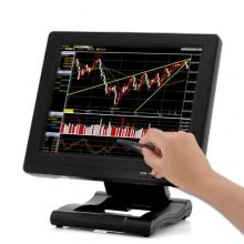LCD TouchScreen Monitor VGA HDMI DVI AV Bild 1