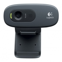 Logitech C270 USB HD Webcam Bild 1