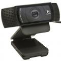 Logitech C920 USB HD Pro Webcam  schwarz Bild 1