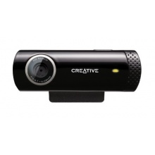 WEBCam Chat HD USB-Webcam mit integriertem Mikrofon Bild 1
