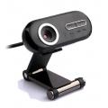 Kinobo B8 Webcam mit eingebautem USB Mikrofon mit Status LED - Hochauflösendes Bild. Für Skype/Videokonferenzen Bild 1
