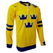 Schweden Eishockey Trikot Nike 265238-749, Gr. S Bild 1