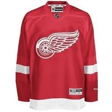 Reebok Detroit Red Wings Premier NHL Trikot Home (XL) Bild 1