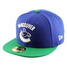 New Era Vancouver Canucks Eishockey Fitted NHL Cap7 Bild 1