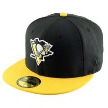New Era Pittsburgh Penguins Fitted NHL Cap 6 Eishockey Bild 1