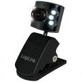 LogiLink Webcam mit 6x LED-Beleuchtung USB  Bild 1