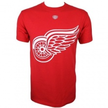 Old Time Hockey Detroit Red Wings Biggie NHL T-Shirt L Bild 1