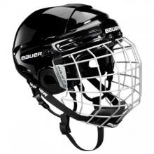 Bauer Eishockey Helm 2100 Combo incl. Gitter,Sr.,Gr:L Bild 1