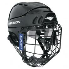 Mission Eishockey Helm M15 Combo mit Gitter, M Bild 1