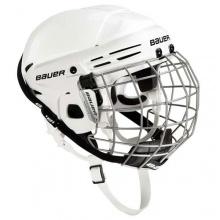Bauer Eishockey Helm 2100 Combo mit Gitter Junior Bild 1