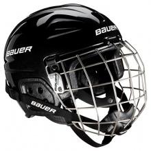 Bauer Eishockey Helm LIL Sport Combo mit Gitter Bild 1