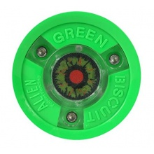 Green Biscuit ALIEN LED Eishockey-Puck, Best4Hockey Bild 1