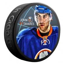 Sher-Wood John Tavares New York Eishockey-Puck Bild 1