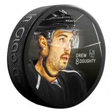 Sher-Wood Doughty Los Angeles Kings Eishockey-Puck Bild 1