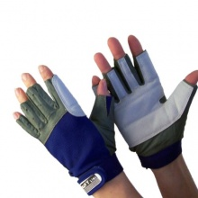 Navyline Segelhandschuhe Amara Kunstleder,5 Finger,Gr.S Bild 1