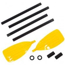 Ultrasport Kunststoff Kayak-Paddel-Set Amazonas,122 cm Bild 1