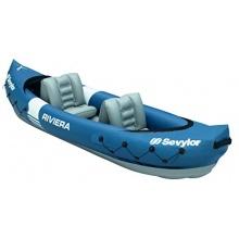 Sevylor Schlauchboot Kajak Riviera blau/grau Bild 1