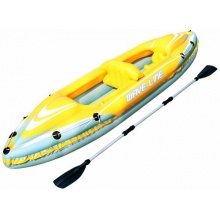 Bestway Kajak Set Hydro Force Wave Line 357 x 77 cm Bild 1