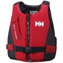 Helly Hansen Rettungsweste Rider Vest, Red/Ebony, 90 Bild 1