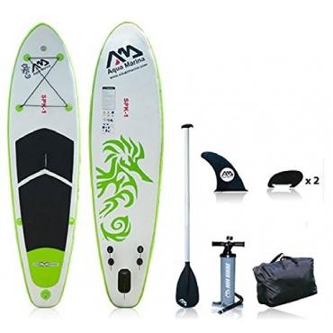 Aqua Marina Isup Spk 1 Stand Up Paddling Board Test