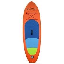 Kids Inflatab. Stand Up PaddleBoard,ISUP WAVE HAWAII Bild 1