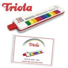 Triola 12 - die beliebte Blasharmonika Kinder Melodica Bild 1
