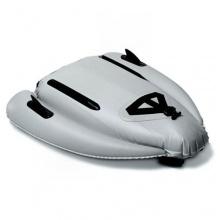 Bügeltisch Airboard Wet-Schlitten, aufblasbar, Grau Bild 1