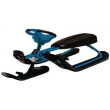STIGA Snowracer Royal Pro blau Schlitten Rodel Bob Bild 1