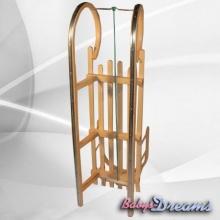 Babys-Dreams H�rnerrodel 120cm H�rnerschlitten  Bild 1