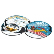 HUDORA Kinder Rennrodel Sno Speedster, Schnee-Rutscher Bild 1