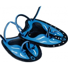 Cressi Swim Uni Handpaddles, blau, DF200019 Bild 1