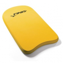 FINIS Kickboard Foam, yellow, 18.5x11.5zoll Bild 1