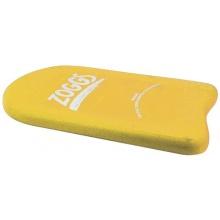 Zoggs Kinder Schwimmbrett Kickboard, Gelb, One size Bild 1