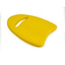 Zoggs Kickboard Small Junior Gelb gelb 35 x 26.5 cm Bild 1